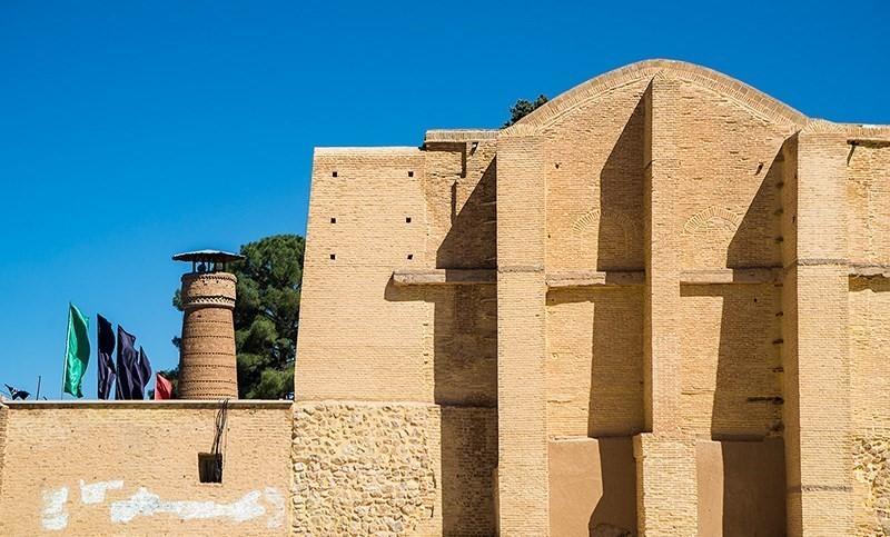 مسجدجامع کبیر نیریز،شاهکار معماری (1)