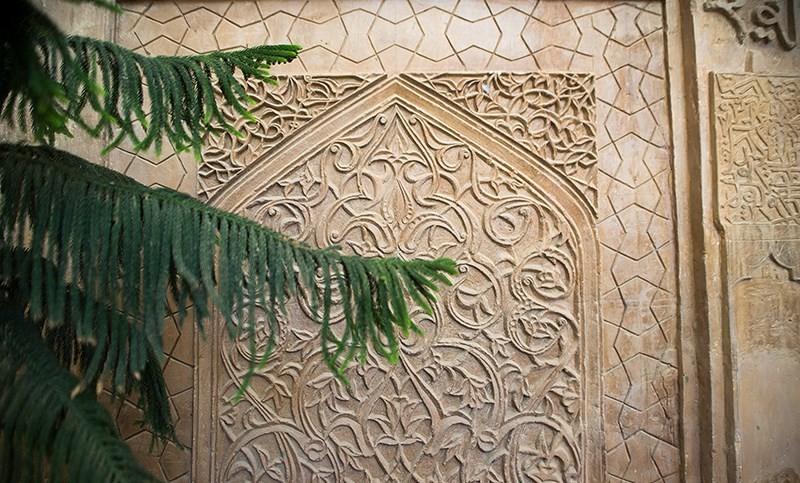 مسجدجامع کبیر نیریز،شاهکار معماری